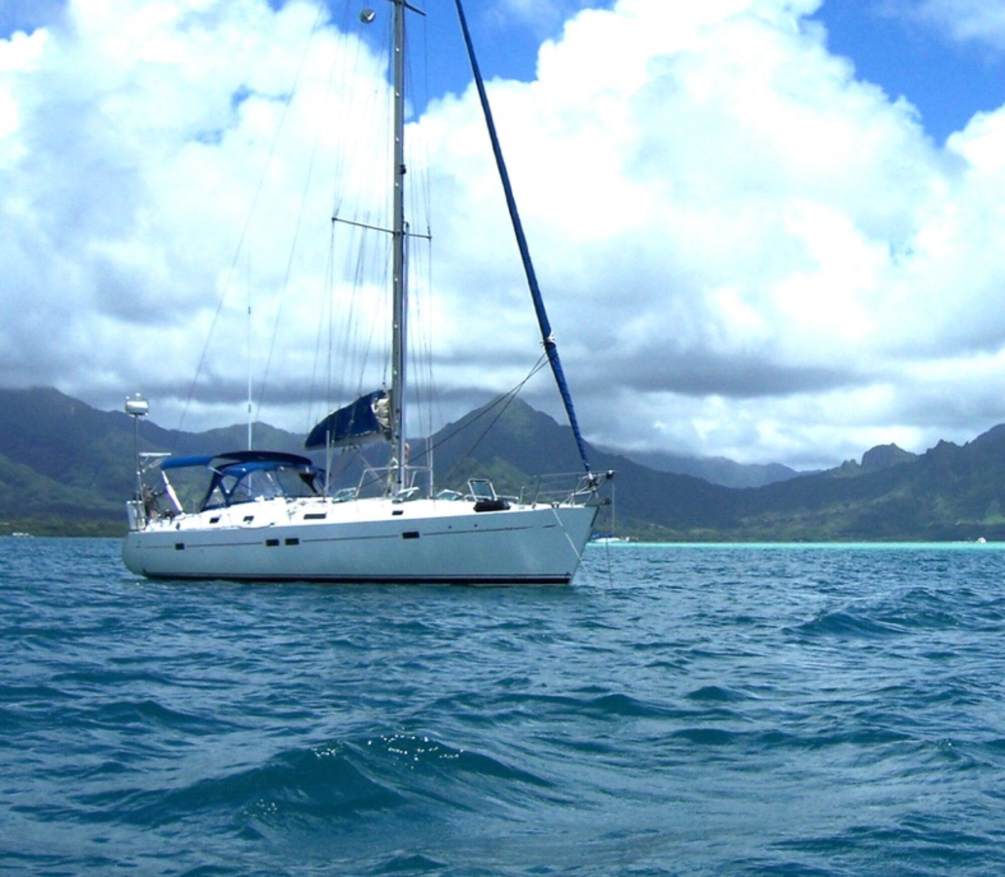 Private Sailing Charters, Honolulu, Oahu, Hawaii